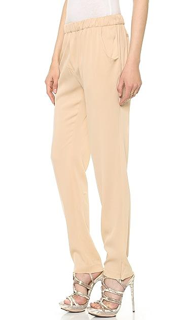 Joe's Jeans Vivian Silk Pants
