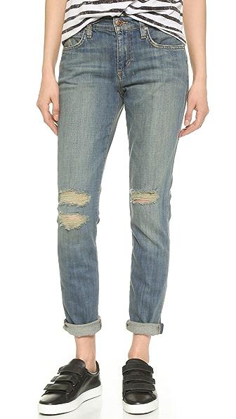 Joe's Jeans Boyfriend Slim Ankle Jeans