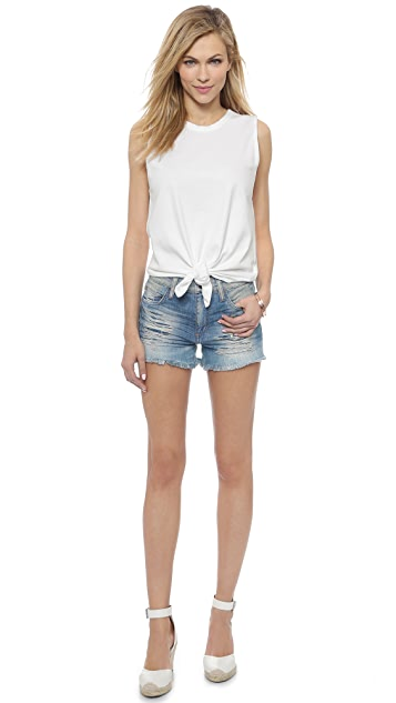 Joe's Jeans High Rise Shorts