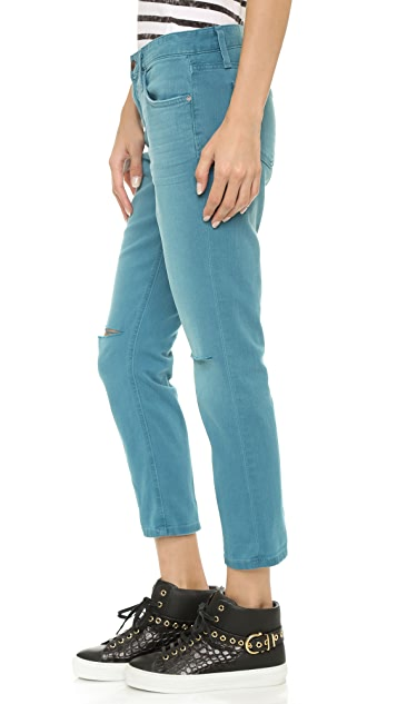 Joe's Jeans Boyfriend Slim Cropped Jeans