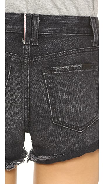 Joe's Jeans High Rise Rolled Shorts