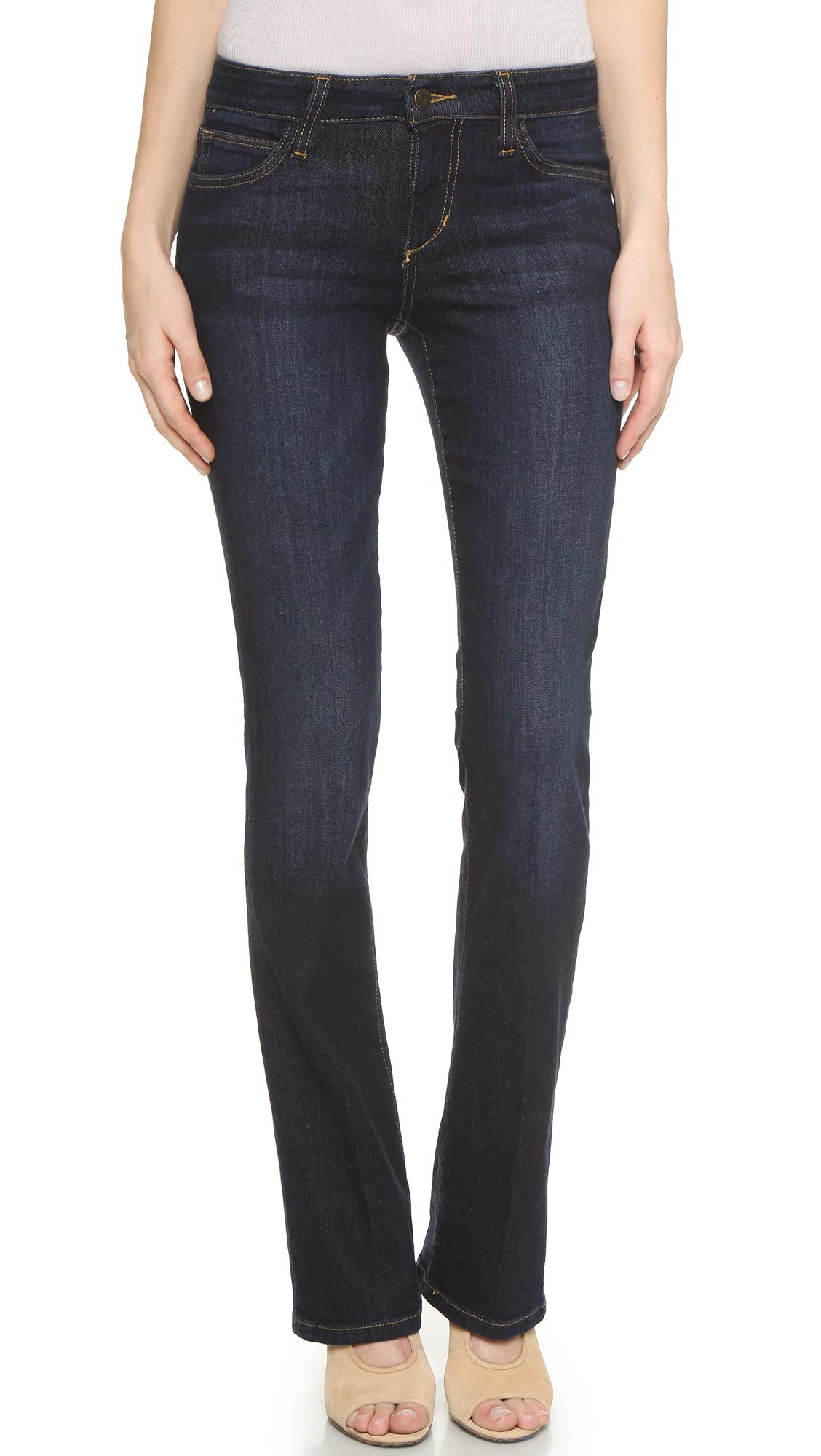 Joes Jeans Honey Curvy Fit Boot Cut Jeans - Rikki