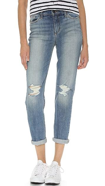 Joe's Jeans Debbie High Rise Boyfriend Ankle Jeans