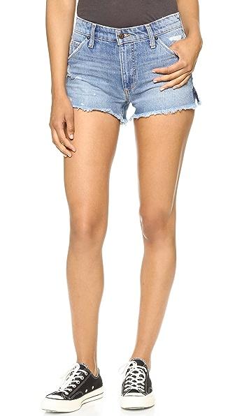 Joe's Jeans The Wasteland High Rise Cutoff Shorts | SHOPBOP Use ...