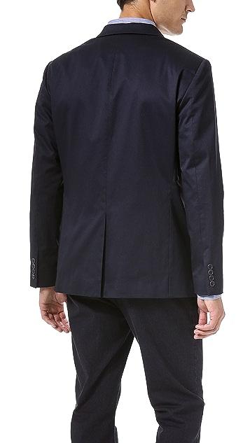 John Varvatos Star USA 2B Peak Soft Jacket