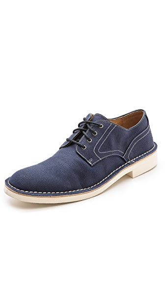 John Varvatos Star USA Sid Derby Shoes