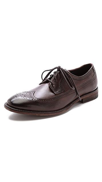 John Varvatos Star USA Dearborn Wingtip Shoes