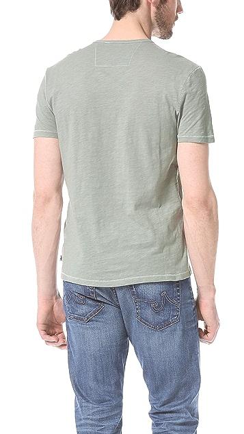 John Varvatos Star USA V Neck T-Shirt