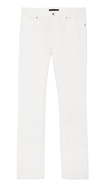John Varvatos Star USA Bowery Zip Jeans