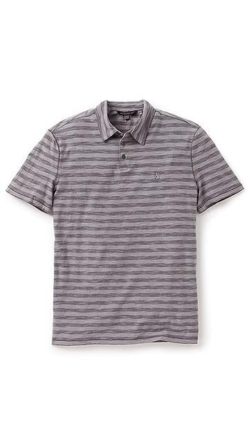 John Varvatos Star USA Peace Polo Shirt