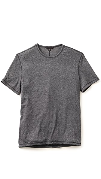 John Varvatos Star USA Flatlock T-Shirt