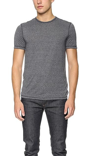 John Varvatos Star USA Flatlock T-Shirt