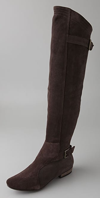 Joie So Many Roads Suede Over the Knee Boots