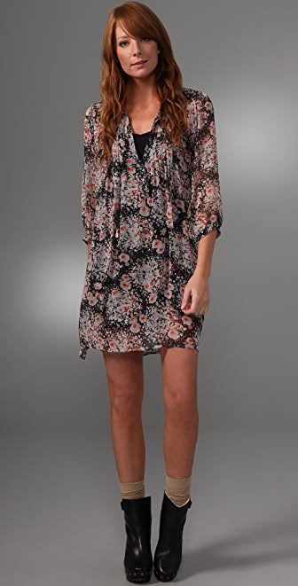 Joie Campbell Dress