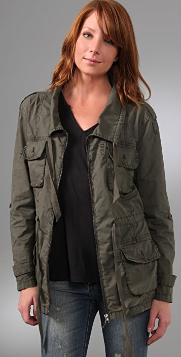 Joie Harlow Safari Jacket