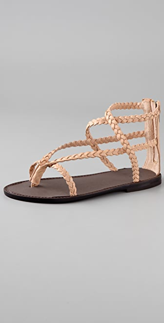 Joie McCartney Braided Thong Sandals