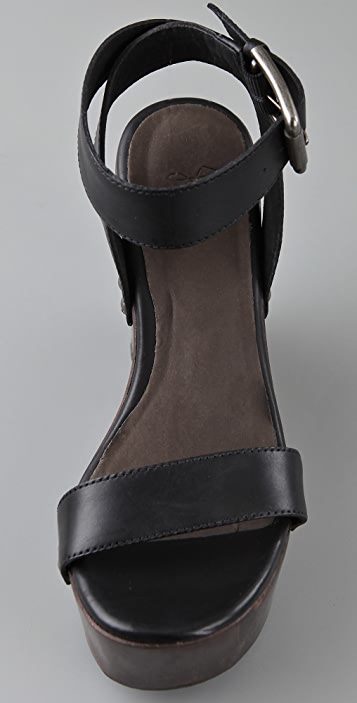 Joie Higher and Higher Wedge Sandals