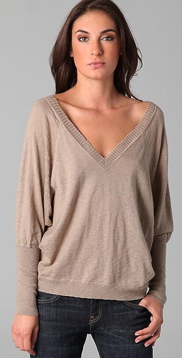 Joie Arlette Slubbed Sweater