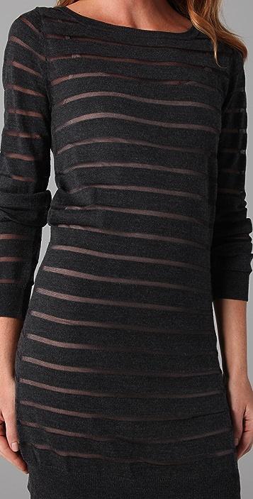 Joie Ralis Lux Double Stripe Dress