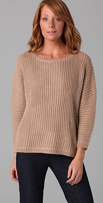 Joie Emilie Tuck Stitch Sweater
