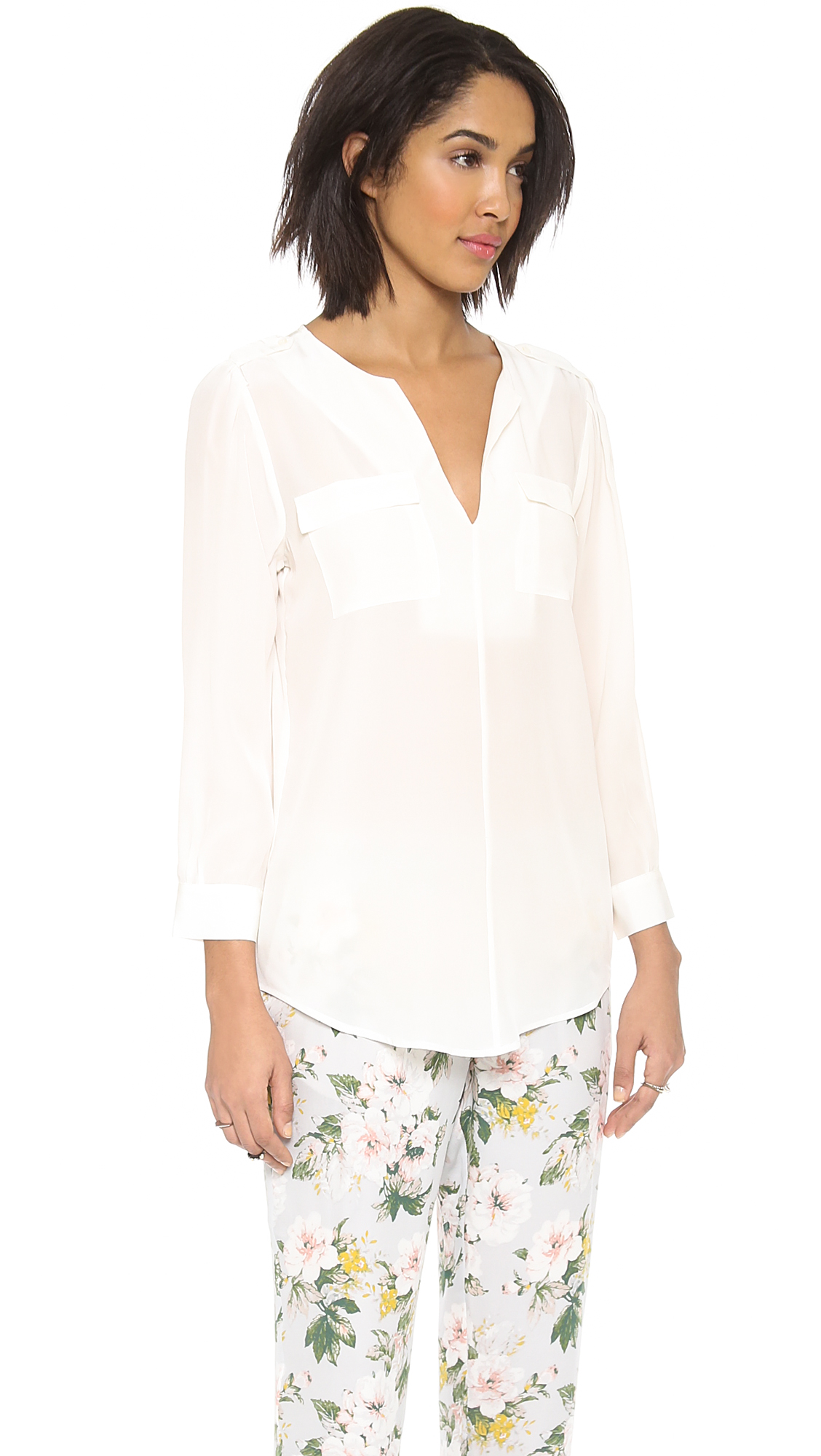 Joie Marlo Blouse | SHOPBOP Extra 25% Off Sale Styles Use Code ...