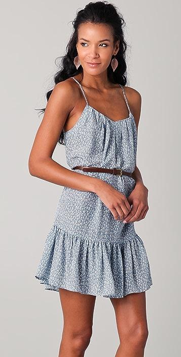 Joie Printed Violin Dress