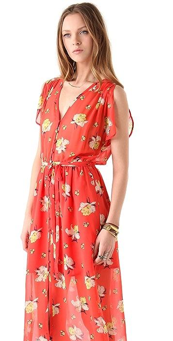 Joie Lunaria Midi Dress
