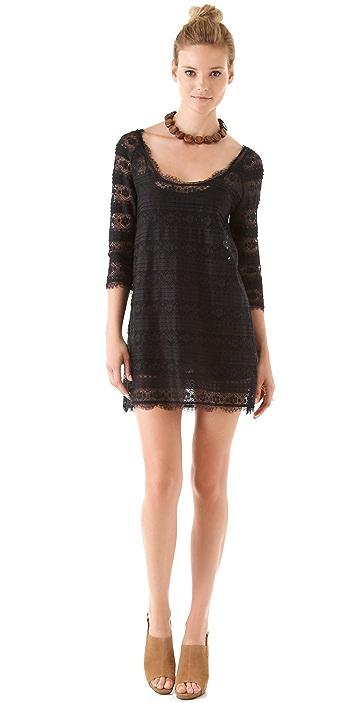 Joie Brea Lace Dress