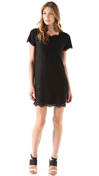 Joie Susina Lace Dress