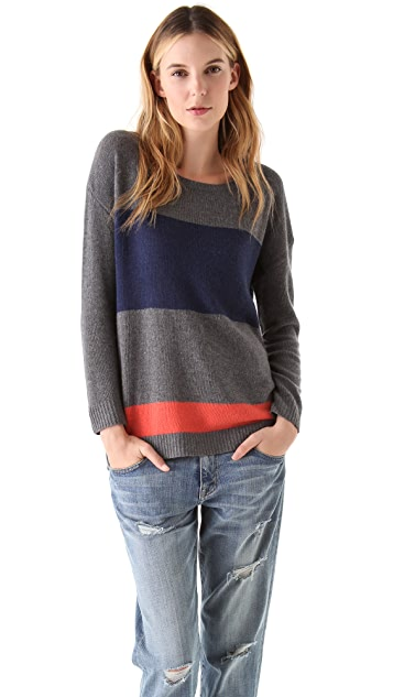 Joie Aurore Colorblock Sweater