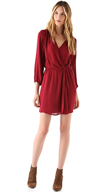 Joie Pollini Wrap Dress