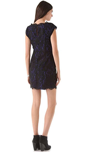 Joie Maribeth Lace Dress