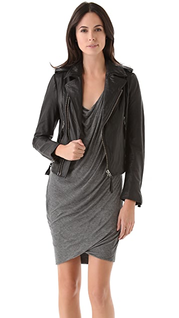 Joie Alley Leather Jacket