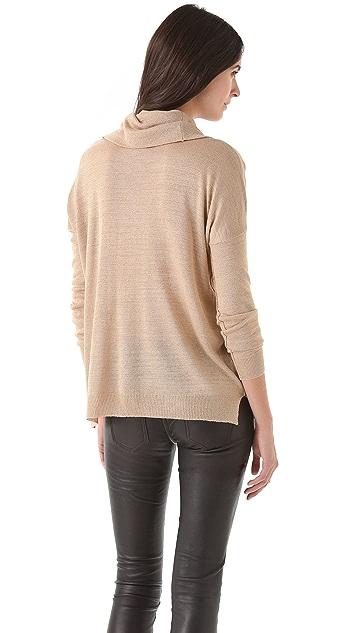 Joie Mildred Metallic Sweater