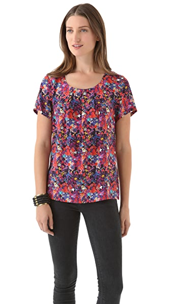 Joie Heston Floral Top