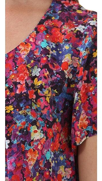 Joie Heston Floral Top