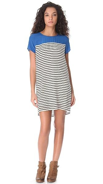 Joie Momsen Stripe Dress