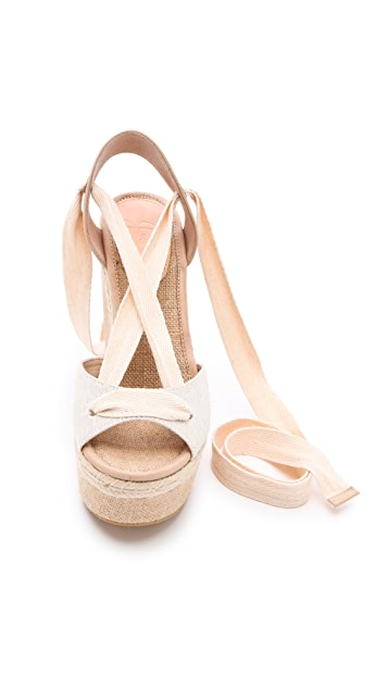 Joie Oceanside Wedge Sandals