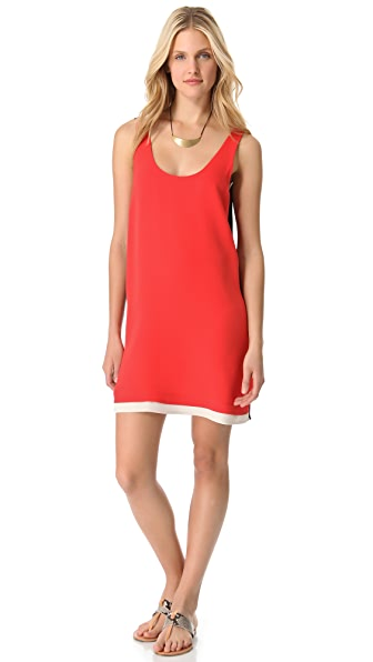 Joie Uffie Colorblock Dress