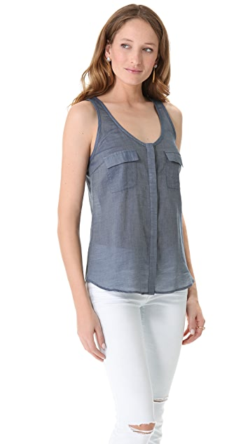 Joie Balsa Tank With Pockets