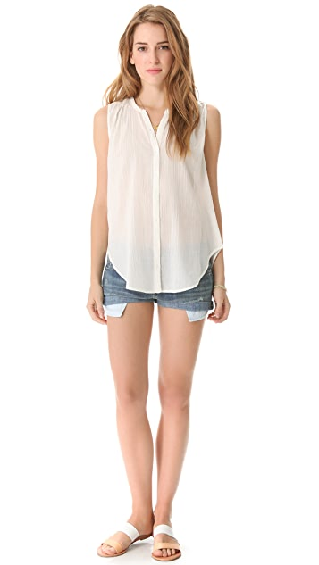 Joie Manera Button Down Top