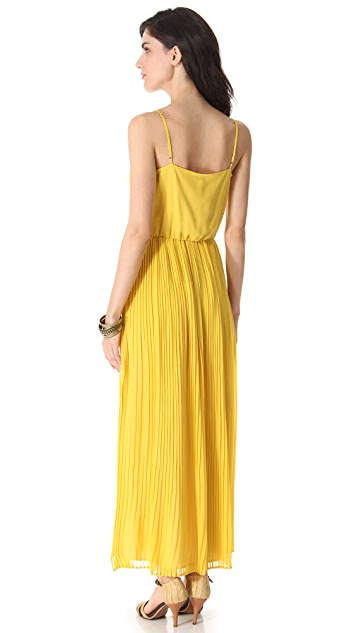 Joie Ives Ombre Maxi Dress