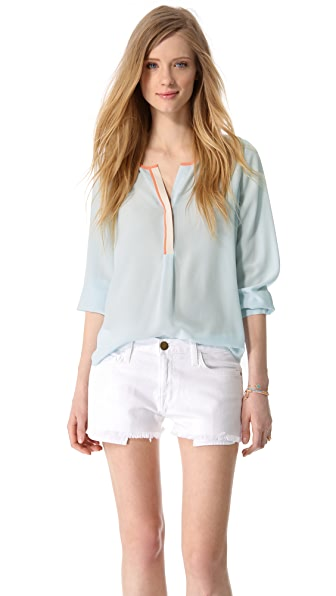 Joie Wixon Colorblock Top