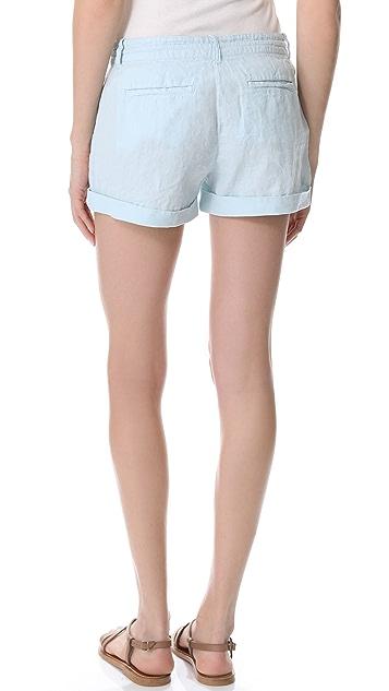 Joie Zachary Drawstring Shorts