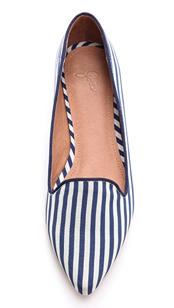 Joie Daydreaming Stripe Loafers