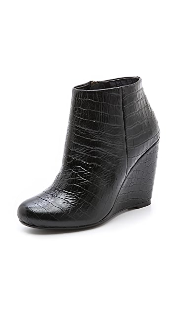 Joie Angela Wedge Booties