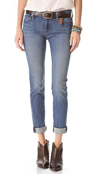 Joie Mid Rise Skinny Jeans