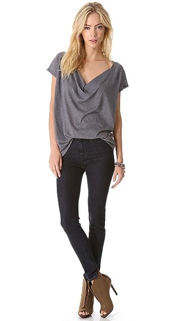 Joie High Waist Skinny Jeans