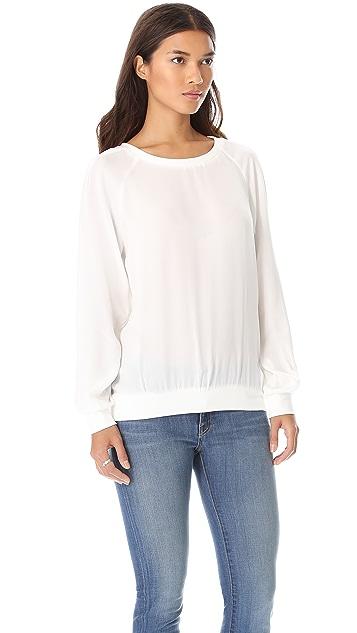 Joie Medley Silk Pullover
