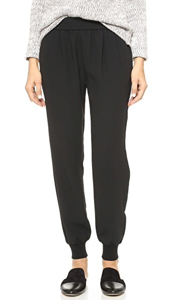 Joie Mariner Pants - Caviar